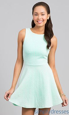 Short Casual Sleeveless Dress. I am absolutely in love with it.