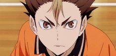 Haikyuu Nishinoya, Haikyuu Anime, Oikawa, Haikyuu Characters, Anime Characters, Manga, Karasuno, Wattpad, Anime Guys