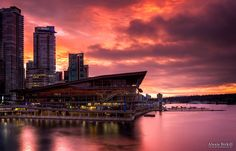 Vancouver Convention Centre West Building, this building had hosted the International Broadcast Centre (IBC) for the 2010 Winter Olympics/Paralympics. #Canada #Vancouver #Metro #MetroVancouver #BC #BritishColumbia #British #Columbia #Convention #Centre #West #Building #olympic #2010 #IBC #International #broadcast #centre #paralympics #olympics #downtown #downtownVancouver #waterfront