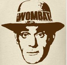 Men's Phish Abe Vigoda Wombat Lot Shirt
