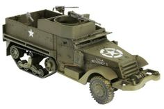 1/72 US M3A1 Half Track by Panache Place. $7.17. This is the 1/72 Scale U.S. M3A1 Half-Track Normandy, 1944 Plastic Model Kit from the Forces of Valor Series by Unimax. Suitable for Ages 14 & Up. FEATURES: Highly detailed plastic pieces molded in green Figure included Waterslide decals Illustrated instructions INCLUDES: One plastic model REQUIRES: Assembly Hobby knife (RMXR6909) Plastic cement (HCAR3415) Sprue cutters (HCAR0630) Paint (Olive Drab, Metallic Gray, Red Brown,...