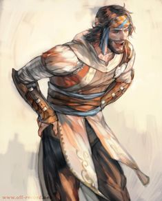 Yusuf Tazim -- Assassins Creed Revelations I liked him... DX
