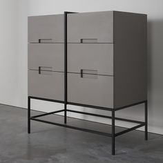 Ursula chest of drawers by MannMade London