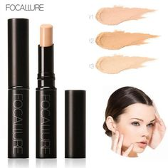 FOCALLURE Pro Perfect Concealer Primer Stick #concealer #stick #affordable #goodquality
