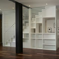 MarkEnglishArchitects - Laguna Residence, San Francisco, entry stairs