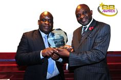 Willy Mutenza wins Social Entrepreneur Award of the Year 2014 |BB Awards