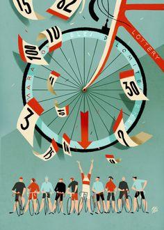 Maratona dles Dolomites.Part 2.  (by Riccardo Guasco) Posters...