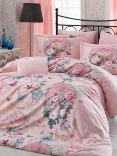 Комплект постельного белья, 4 шт, 200x220 cm