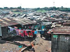 Mathare Valley, Kenya