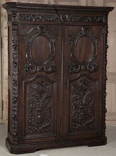 antique furniture armoire. antique english renaissance armoire formal armoires inessa stewarts antiques furniture n
