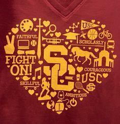 LOVE USC!