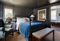 Subdued Elegance Meets Rustic Charm in Shawn Henderson's Upstate New York Retreat by Incollect on InCollect