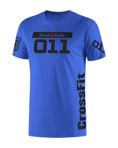 CrossFit HQ Store- Men's Games Replica Froning Tee - Short Sleeve Tees - Men Buy Authentic CrossFit T-Shirts, CrossFit Gear, Accessories and Clothing