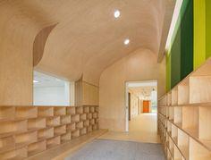 Jardín Infantil Hangdong / Janghwan Cheon + Studio I