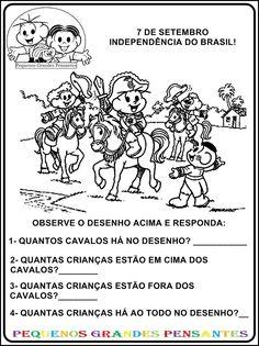 Resultado de imagem para projeto patria com atividades educaçao infantil