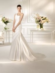 White One Wedding Dresses - Style Nearca