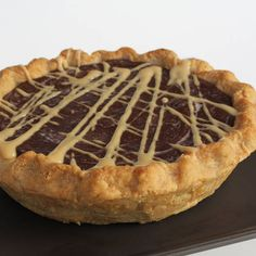 Peanut Butter Ganache Pie | Made Just Right by Earth Balance