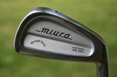 Daily Essential:  Miura CB-201 Irons