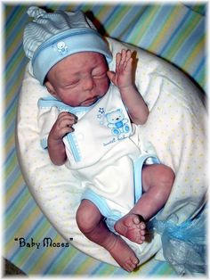 "silicone baby dolls for sale | Baby ""MAX"" Is now a solid silicone Artist Limited Edition"
