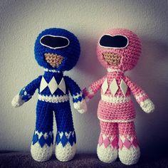 amigurumisanitadinamita:: Power Ranger  #crochet #crochetaddict #crochettoy #ganchillo #amigurumi #amigurumis #amigurumitoy #hechoamano #handmade #cute #diy #diydecor #diyideas #decor #love #lovely #colors #decoracion #decoration #artesana #artesania #coruña #galicia