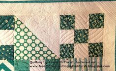 Amy's Free Motion Quilting Adventures: McTavishing Monday: A Free Motion Link Party