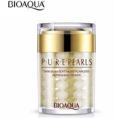 BIOAQUA  Pure Pearl Face Cream Anti Wrinkle
