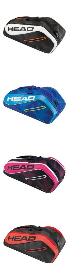 Other Racquet Sport Accs 159161: *New* Head Tour Team 6 Pack Combi Tennis Bag -> BUY IT NOW ONLY: $59.95 on eBay!
