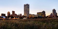 My city. My home. Milwaukee. Downtown.