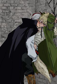 Todoroki Shouto × Bakugou Katsuki