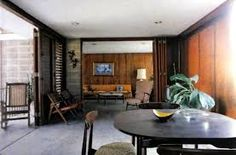 mid century modern interiors - Google Search