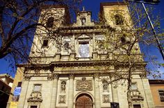 Fotos de: Toledo - Iglesia de San Ildefonso ( XXI )