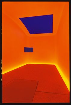 Above Horizon, 2004 Owned by James Goldstein Beverly Hills, California, USA Latitude: Longitude: Skyspaces Photo: Florian Holzherr James Turrell, Museum Of Contemporary Art, Contemporary Artists, Neon Aesthetic, Light Installation, Art Installations, Light And Space, Palette, Land Art