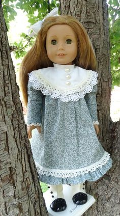 18 Doll Clothes Early 1900's Style Historical by Designed4Dolls, $24.95