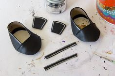 Shoes Tutorial - but without last step worth a try for myself