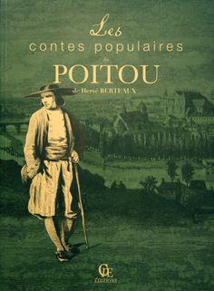 Les #contes populaires du #Poitou par Hervé Berteaux
