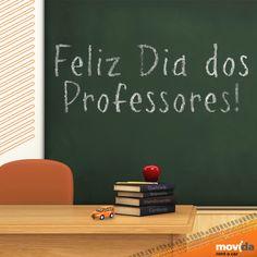 Parabéns a todos os #Professores pelo seu dia!   Todos temos aquele professor #especial que ficou na memória. Quem é o seu?
