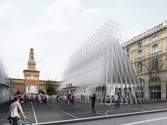 Expo Gate At Expo Milano 2015 - Picture gallery