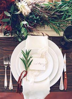 Fall Wedding at Buckingham Farms - Southern Weddings