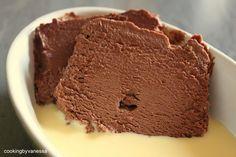 Recette - Marquise au chocolat   750g