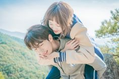 """Weightlifting Fairy Kim Bok Joo"" Releases Adorable Stills Of Lee Sung Kyung And Nam Joo Hyuk 