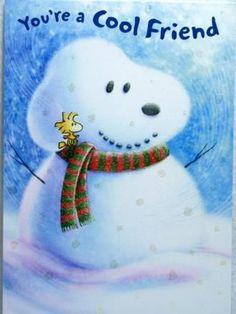 Woodstock Christmas Card
