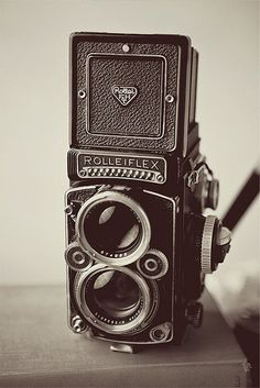 Rolleiflex 2.8F, I want one of these someday!! :)