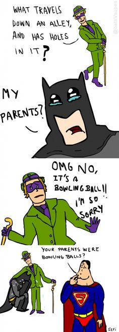 Aww Batman