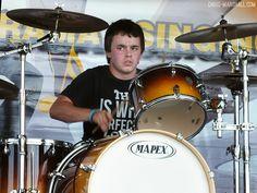 Side Show drummer Adam