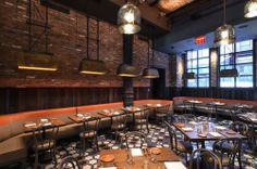 Bobby Flay opened a Mediterranean restaurant in a 100-year-old building on Lafayette Street—and it may just be one in a million.