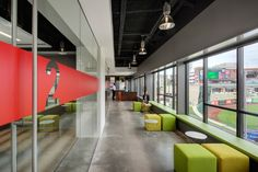 Carson Boxberger office by ASD, Fort Wayne – Indiana » Retail Design Blog