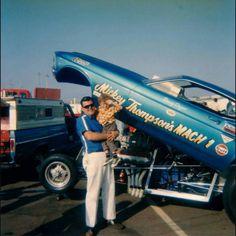 Vintage Drag Racing - MICKEY THOMPSON