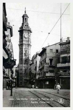 Plaza de Santa Catalina.1926