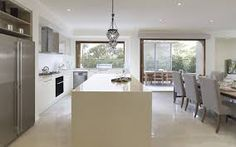 Image result for open plan kitchen with island
