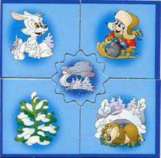 времена года.карточки для детей. Обсуждение на LiveInternet ... 1www.liveinternet.ru